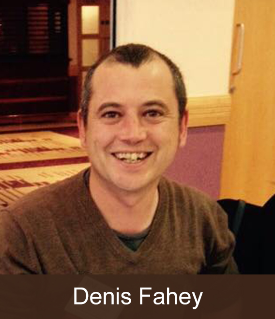 Denis Fahey - Owner of  Denis Fahey Construction