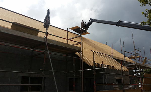 Roofing | Denis Fahey construction