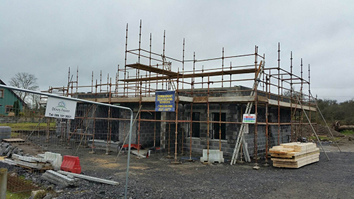 New builds 5 | Denis Fahey construction